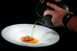 Silver Restaurant Culinary Photography