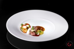 Culinary Photography With Two Michelin Star Chef Sven Wassmer 7132 Silver - Best Chefs in The World