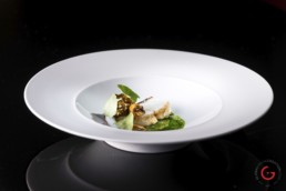 Food Photographer of Two Michelin Star Chef Sven Wassmer 7132 Silver - Best Chefs in The World