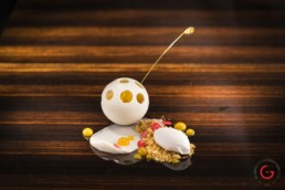 Fine Dining Food Pictures From The Pavillon Zurich Restaurant Photographer