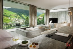 Hotel Photographers, Luxury Hotel Photography, Resort Photographer of Kengo Kuma Suite At 7132 Hotel, Vals Switzerland