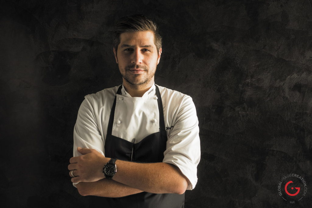 Two Michelin Star Chef Sven Wassmer