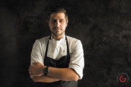 2 Michelin Star Chef Sven Wassmer 7132 Silver - Best Chefs in The World