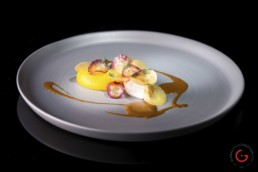 Food Photographer of Two Michelin Star Chef Sven Wassmer 7132 Silver - Best Chefs in The World - Professional Food Photography, Culinary Photographer, Restaurant Photos