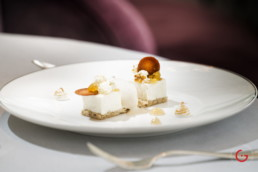 Food Photography of Michelin Star Restaurant Pavillon - Hotel Baur au Lac, Zurich