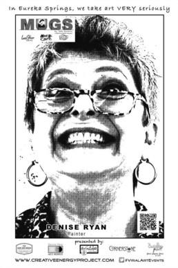 Denise Ryan - Eureka Springs Arkansas Artist