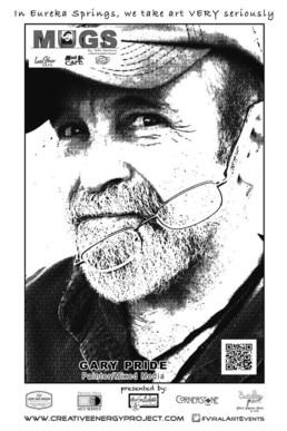 Gary Pride - Eureka Springs Arkansas Artist