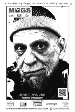 Jack Miller - Eureka Springs Arkansas Artist