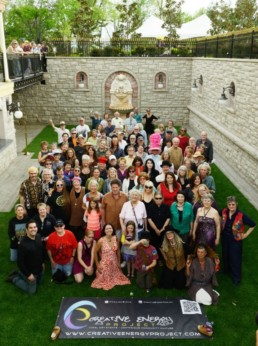 A Group Portrait of the Creative Community of Eureka Springs Arkansas