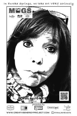 Paula Jones - Eureka Springs Arkansas Artist