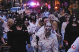Zombie Invasion - Eureka Springs, Arkansas Photography