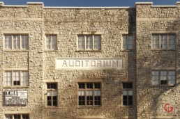 The Auditorium - Eureka Springs, Arkansas Photography