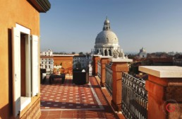 Hotel Photography Suite Terrace View at Regina and Europa, Venice, Italy