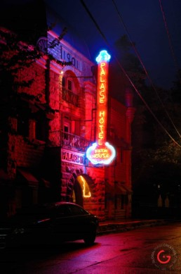 The Palace Hotel Eureka Springs, Arkansas Photography