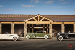 Evergreen Classic Automobiles / Dogwood Room - Professional Car Photographer, Automotive Photography
