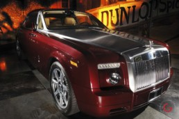 Rolls Royce Phantom Front 3/4 View - Professional Car Photographer, Automotive Photography