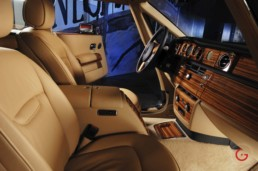 Rolls Royce Phantom Interior - Professional Car Photographer, Automotive Photography