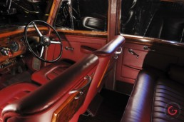Classic Bentley Interior - Professional Car Photographer, Automotive Photography