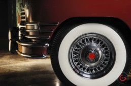 Packard Wheel Detail - Classic Cars Professional Car Photographer, Automotive Photography