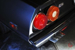 Classic Ferrari Detail - Professional Car Photographer, Automotive Photography