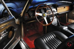 Classic Ferrari Interior - Professional Car Photographer, Automotive Photography