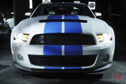 Front View GT 500 - Professional Car Photographer, Automotive Photography