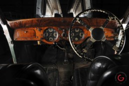 Classic Delahaye Interior View - Professional Car Photographer, Automotive Photography