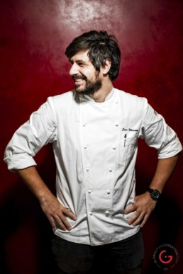 Two Michelin Star Chef Sven Wassmer - Photographer Lifestyle Photography Wardrobe Stylist