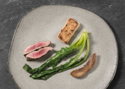 Michelin star restaurant Nobelhart und Schmutzig - Photo: Caroline Prange