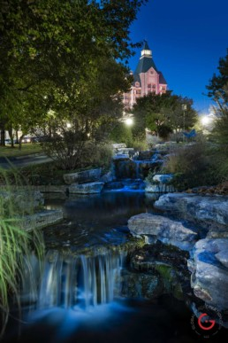Chateau on the Lake in Twilight - Advertising photographers in Branson Missouri, Branson Missouri photography