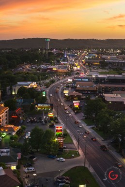 Recent Aerial Photography Of Branson MO. Landscape images of Branson, Ozarks. - Advertising photographers in Branson Missouri, Branson Missouri photography