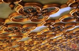 Hotel Danieli, Venice, Italy - Celling Detail - Professional Architecture Photographer and Commercial Photography of Buildings