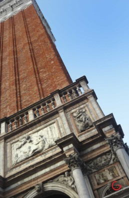 The Tower in San Marco Square, Venice, Italy - Travel Photographer of Italy Photoshoots, Italy Photography