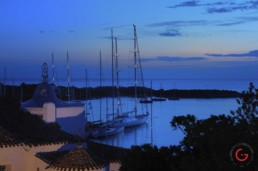 Porto Cervo Marina in Early Evening, Sardinia, Italy - Travel Photographer of Italy Photoshoots, Italy Photography