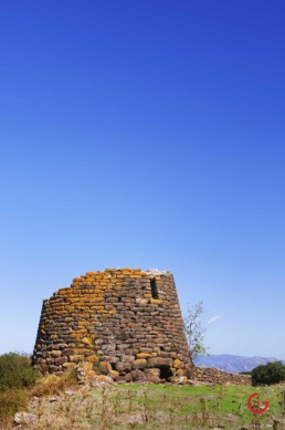 Nuraghe Under in Summer, Sardinia, Italy - Travel Photographer of Italy Photoshoots, Italy Photography