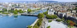 Zurich, Switzerland Aerial Photography - Travel Photographer and Switzerland Photography