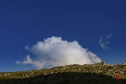 Clouds and Mountain - Travel Photographer and Switzerland Photography