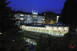 Hotel Baur au Lac and The Pavillon - Travel Photographer and Switzerland Photography