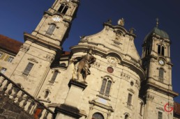 Cathedral in Switzerland - Travel Photographer and Switzerland Photography