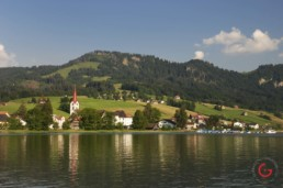Swiss Lake - Travel Photographer and Switzerland Photography