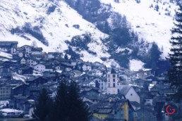 Vals in the Winter - Travel Photographer and Switzerland Photography