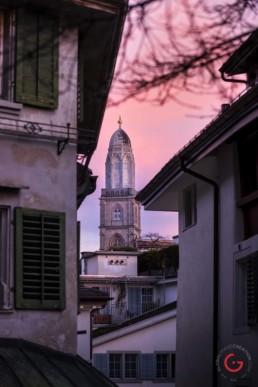 Zurich View - Travel Photographer and Switzerland Photography