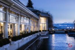 Hotel Baur au Lac, Zurich