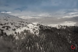 Snow in the Swiss Alps - Travel Photographer and Switzerland Photography