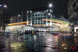 Evening city photography from Zurich Switzerland - Travel Photographer and Switzerland Photography