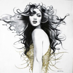 Fine Art Painter and Pin-up Artist - Kansas City Based, Jennifer Janesko