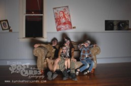 Zombie Couch - Eureka Springs, Arkansas - Zombie Art Show