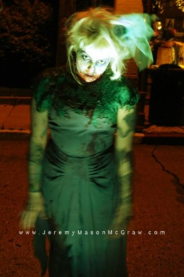 Zombies in Eureka Springs, Arkansas