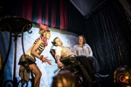 Mind-Expanding with Intrigue Theatre - An Illusionist and a Ghost-Talker