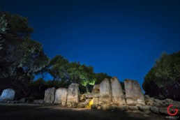 Tomb of The Giant, Olbia, Sardinia, Italy